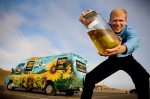 Director Josh Tickell advocates biodiesel